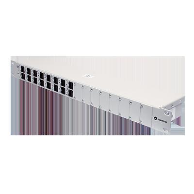 Protector de datos multiprotocolo contra sobre tensiones eléctricas de 8 puertos Ethernet