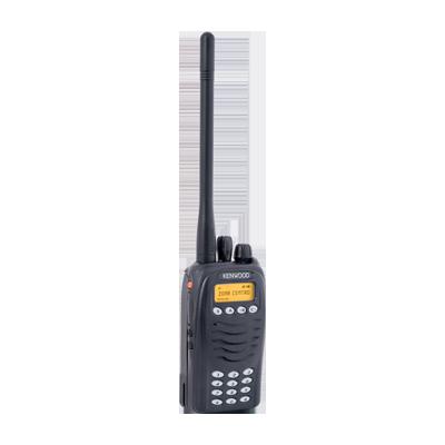 Radio analógico, 5 W, VHF 136-174 MHz, 125 canales, con pantalla, con DTMF, Intrínsecamente seguro