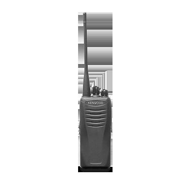 Radio analógico, 5 W, UHF 400 - 470 MHz, 16 canales