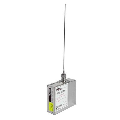 Comunicador Radio UHF para paneles de Alarma hasta 30Kms de Alcance. Frecuencia de 435 - 470 MHz. Compatible con Paneles de Alarma Serie Hunter e interfaces SAT9PID y SAT8. Potencia de 2.5W.