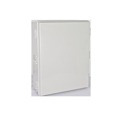Gabinetes NEMA, cuerpo gris, cubierta gris para interior y exterior (300 x 400 x 160 mm), incluye panel