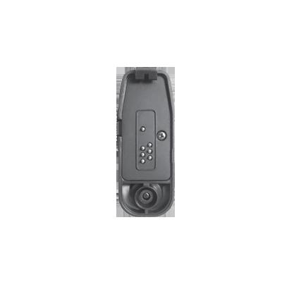 Adaptador para conectar los accesorios de audio del: P110, PRO3150, EP450, EP350 a los radios Motorola (MOTOTRBOTM) XPR6500- XPR6550- DGP-4150- DGP-6150.