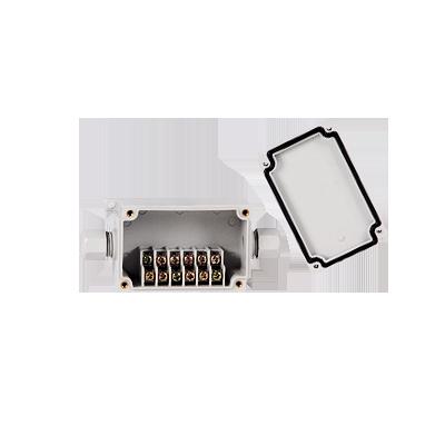 Cajas de interconexión para instalaciones profesionales de CCTV, para exteriores