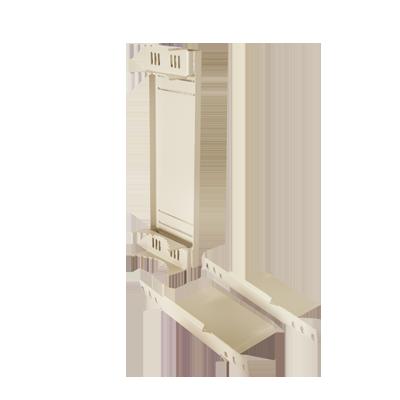 Montaje de poste para gabinete NEMA TXG-5070
