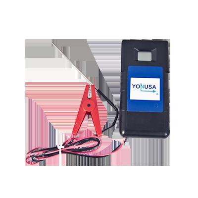 Voltímetro de alto voltaje para cercas eléctricas.