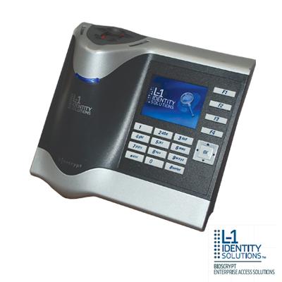 Lector biométrico V-Station 4G para Exterior