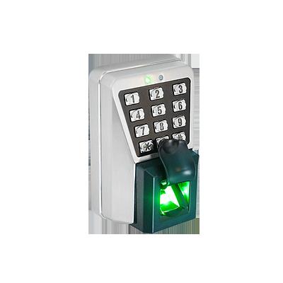 (ZK MA500)Lector IP de Huella y Proximidad con Teclado Antivandálico para Exterior. Integración Directa con software de control de acceso ZK ACCESS 3.5 para una Administración F&a
