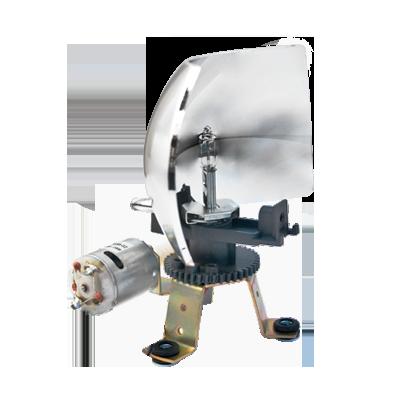 Rotor completo de 175 rpm para StreetHawk