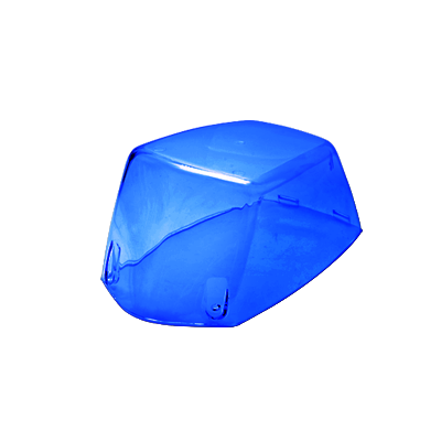 Domo de reemplazo para torreta Vector, Color Azul.