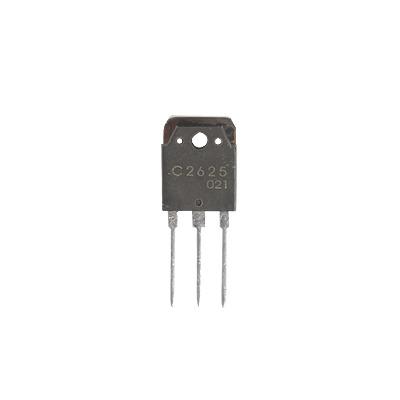 Transistor de Potencia en Silicio tipo NPN, 400 Vc-b, 10 A. 80 Watt, TO-3PM .
