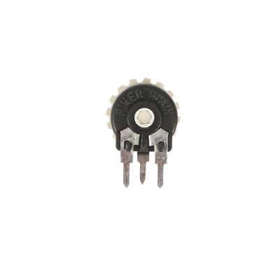 Potenciómetro de 5 kOhm para Wattmetro Direccional Thrueline de Banda Ancha 4304A.