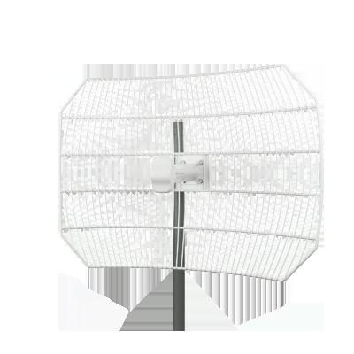 AirGrid M2 AirMax con antena de rejilla de 16 dBi, 802.11b-g-n (2.4 GHz). - Versión US