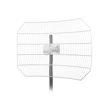 AirGrid M2 AirMax con antena de rejilla de 16 dBi, 802.11b-g-n (2.4 GHz).