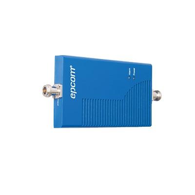 Amplificador de Señal Celular 3G/2G | Mejora las llamadas telefónicas y los datos del 3G | Banda Sencilla, 850 MHz | 60 dB de ganancia para cubrir áreas de hasta 1000 metros cuadrados.