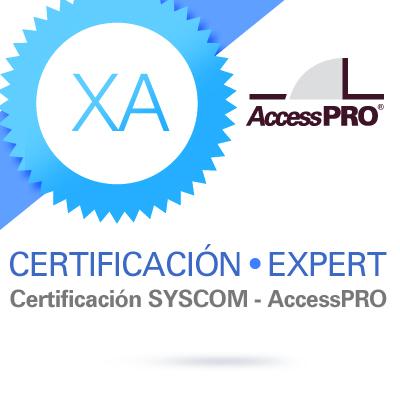 Curso de Certificación en Sistemas de Control de Acceso - Command Center - AccessPRO