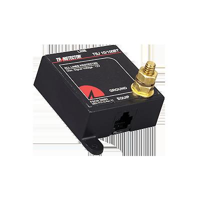 Protector Ethernet de 12 Vcd a 10-100 Mbps