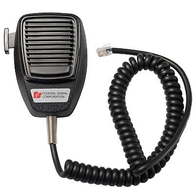 Micrófono de reemplazo para Sirena PA300