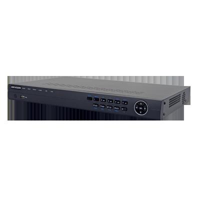 Videograbadora digital tecnología HD-SDI, 8 canales de video - 4 de audio, HDMI, VGA