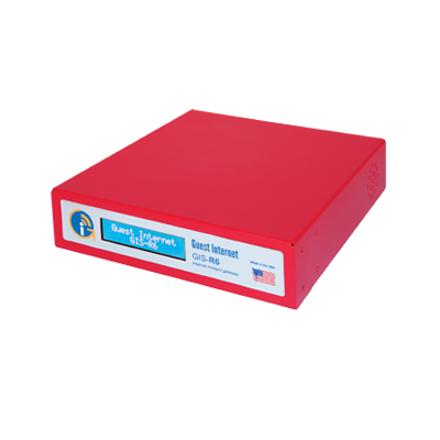 Controlador de Acceso - Hotspot para 200 usuarios (varía dependiendo la conexión a Internet)