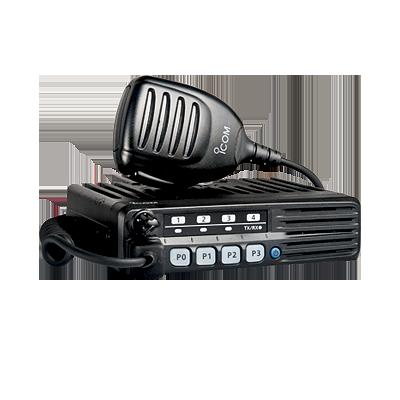 Radio Móvil Analógico, 45 W, 400-470MHz, 8 canales, cuenta con señalización MDC-1200, 5 TONOS, DTMF