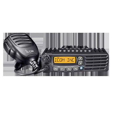 Radio Móvil Digital NXDN, 45 W, 400-470MHz, 128 canales, analógico, digital, mezclado, convencional, trunking