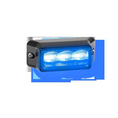 Luz auxiliar IMPAXX de 3 LEDs, color azul