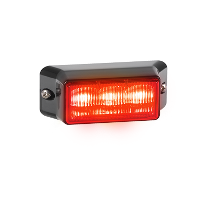 Luz auxiliar de 3 LED, color rojo