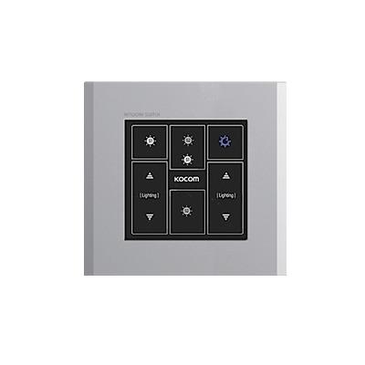 Control de Iluminación con Atenuador, Para 2 Apagadores, Compatible con Videoportero KVRA510
