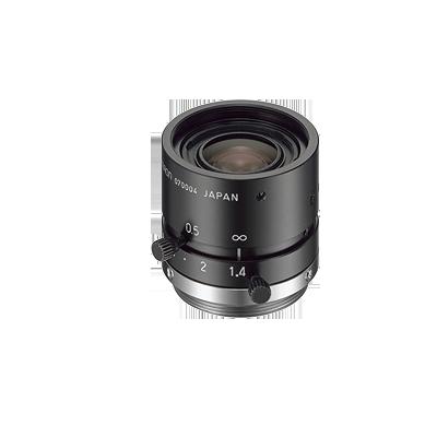 "Lente ULTRA HD megapixel FIJO 8mm, iris manual, asférica, 1-1.8"""