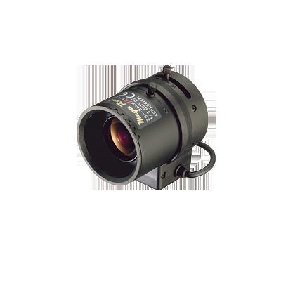 "Lente 3MP varifocal 2.8-8mm,iris AUT-DC,día-night, asférica, 1-3"""