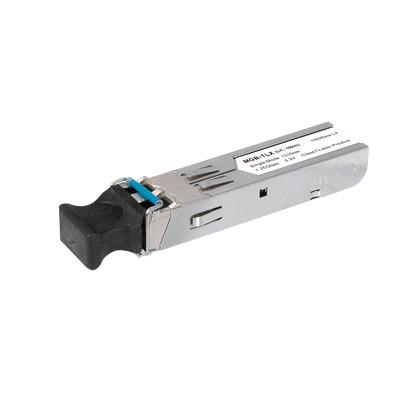 (MGB-LX v1) Transceptor mini-GBIC SFP 1G LC Duplex para fibra monomodo 10Km