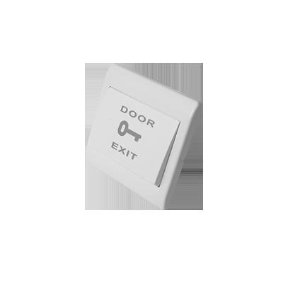 Botón de petición de salida normalmente abierto en plástico