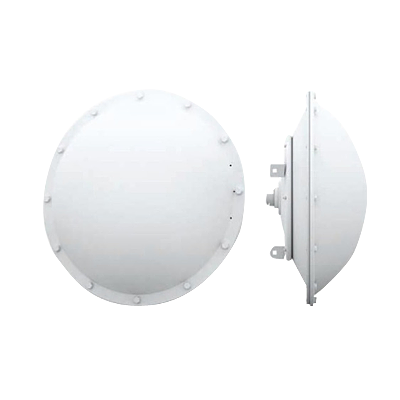 Radomo para antenas parabólicas de 648 mm de diámetro.