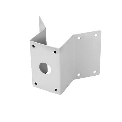 Adaptador de esquina compatible con montaje de pared SBP-300WM1, para domos fijos y PTZ Wisenet en interior o exterior