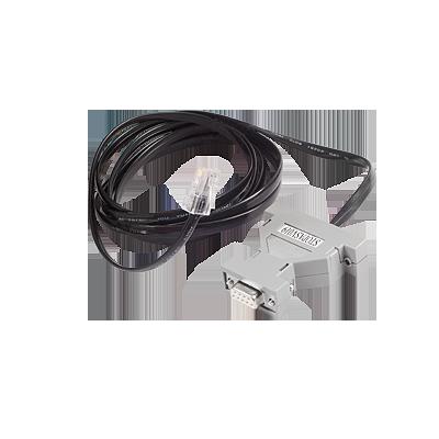 Cable de programación SYSCOM, RS232 para series TB7100.