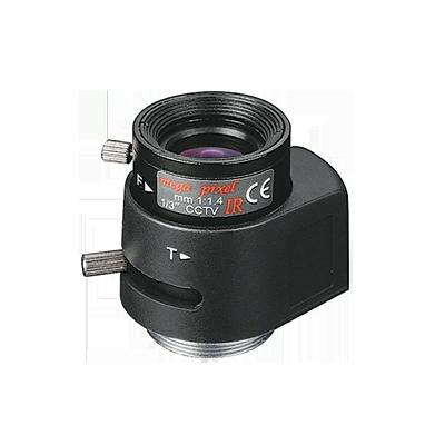 """Lente 2MP varifocal 2.8-12mm,iris AUT-DC, día-noche 1-3"""""""