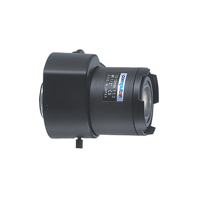 Lente varifocal, con auto iris, para exteriores, 2.8~12 mm, iris automático - DC
