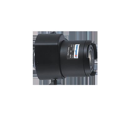 """Lente 3MP varifocal 2.8-12mm, iris aut-DC, día-noche, asférical, 1-3"""""""