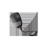 Micrófono - Bocina Pequeño y Ligero. Para HYTERA PD-706-PD-786-PT-580