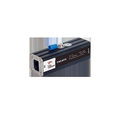 Protector de picos ethernet (Cat6 1000 Mbps)