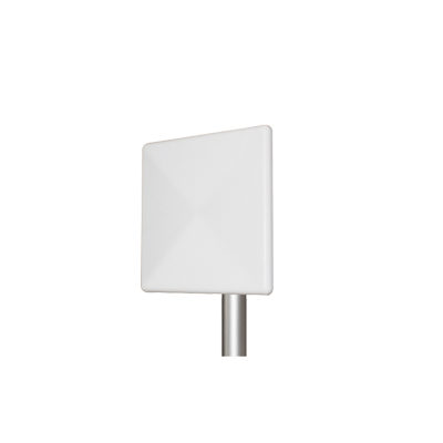Antena 5.1 - 5.8 GHz Ganancia 23 dBi Dimensiones 30 x 30 x 4.5 cm - Peso 1.35 kg
