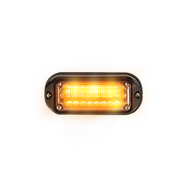 Luz auxiliar Viper EXT de 8 LEDs, color ámbar