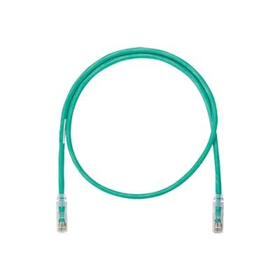 Cable de parcheo UTP Categoría 6, con plug modular en cada extremo - 6 m. - Verde