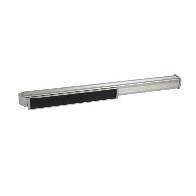 Barra de empuje sin cerrojo ideal para liberar la cerradura electromagnéticas