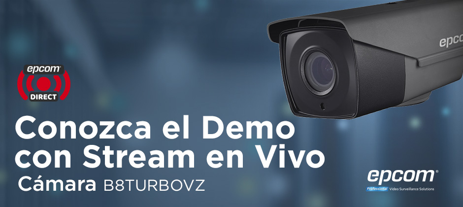 camara epcom streaming enlaces inalambricos en villahermosa