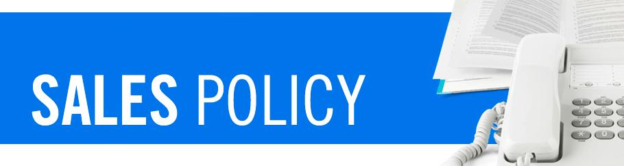Politica de Venta