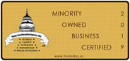 Minority Business Owned