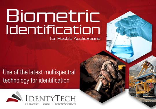 Identytech - New Multiespectral Technology
